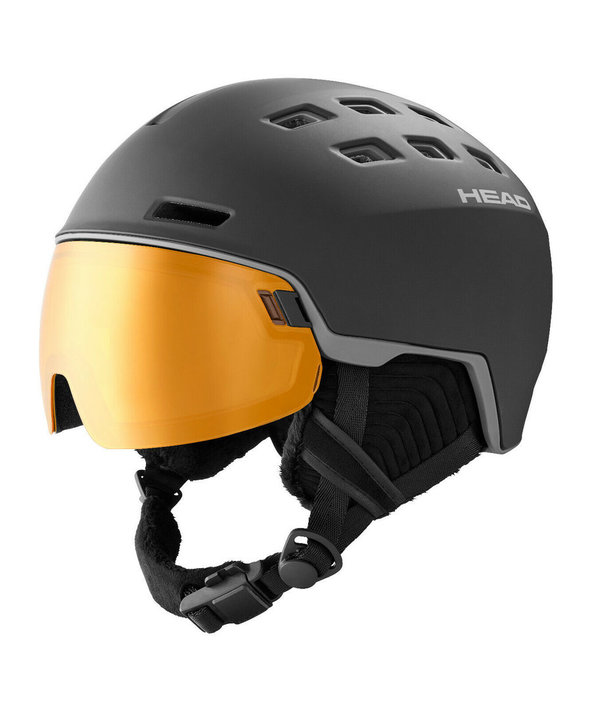 Head Skihelm Radar POLA Black Saison 2020/2021